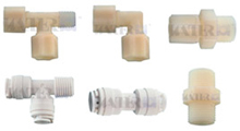 Water filter connector