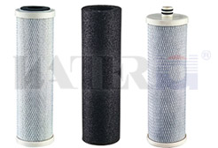 CTO water filter replacement cartridge